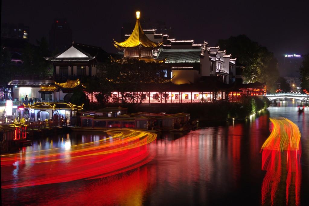 Nanjing Confucius Temple | ©Till Kuhn/Flickr