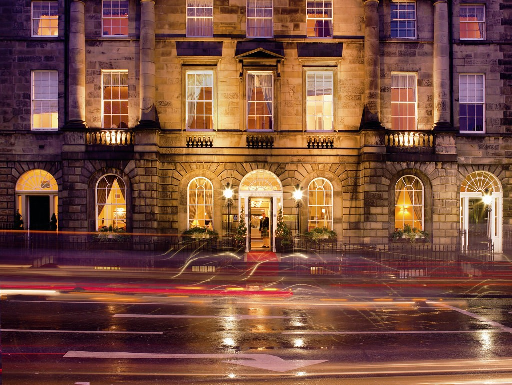 The Roxburghe Hotel | © This Is Edinburgh / Flickr