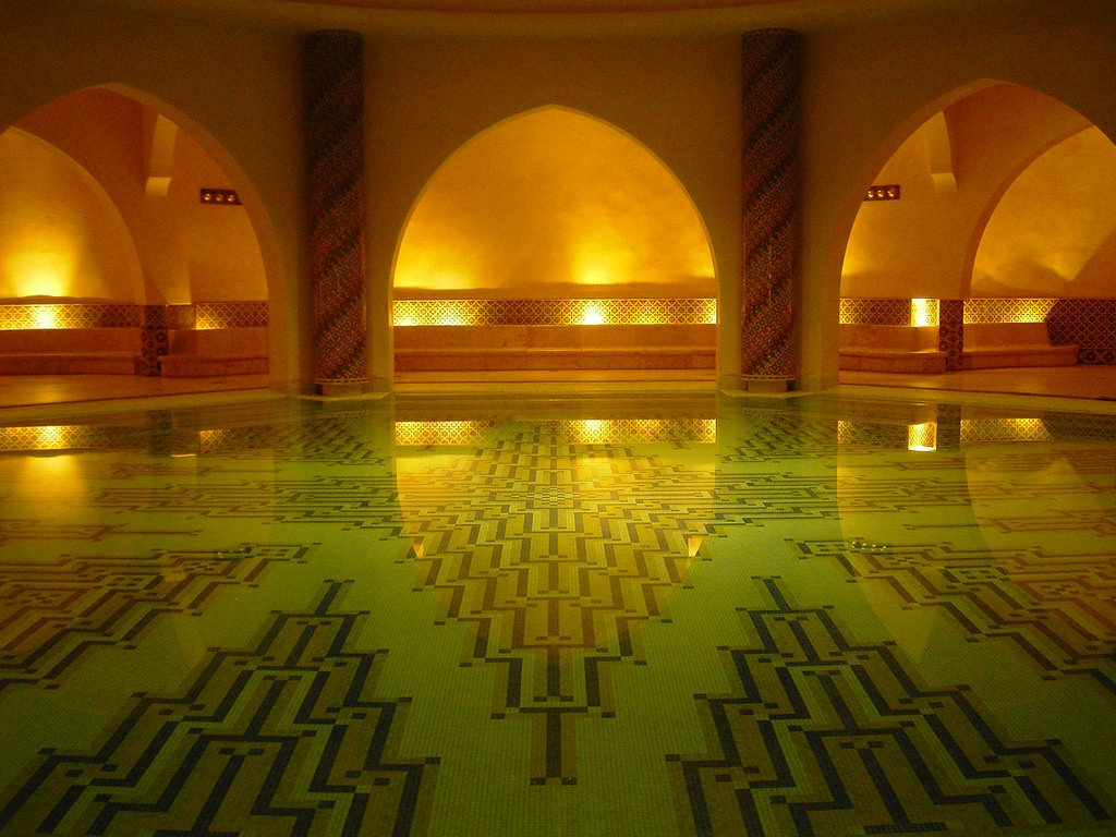 Moroccan Spa | © Carlos ZGZ / Flickr