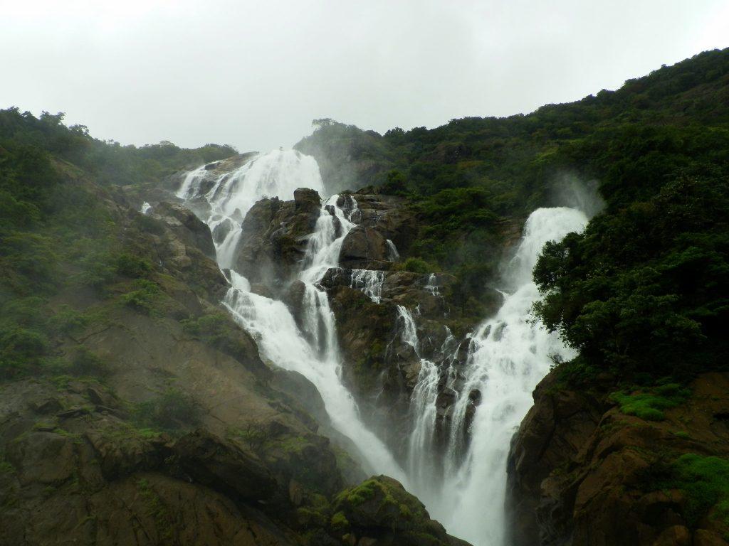 Dudhsagar Falls | © Kumaresh Rajarajan/Flickr