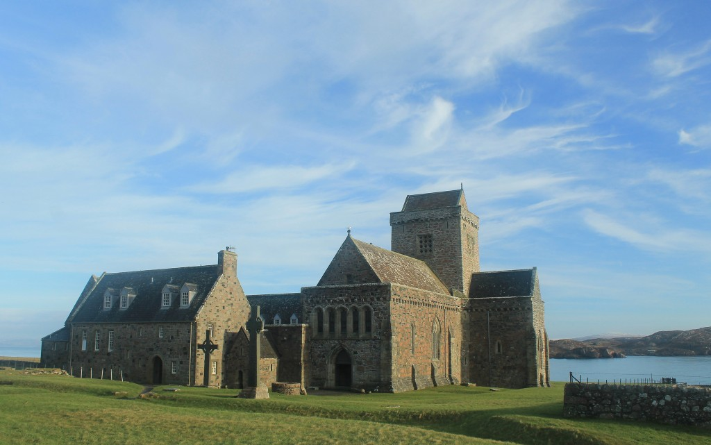Iona Abbey | © portengaround/Flickr