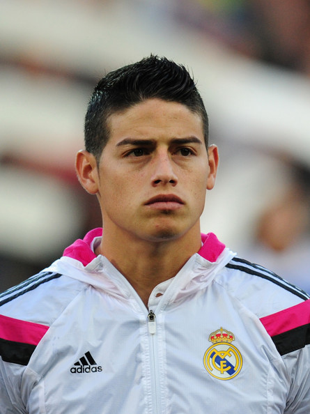 James Rodriguez, Colombian Football Player, Playing for Real Madrid © Hank Loner / Flickr