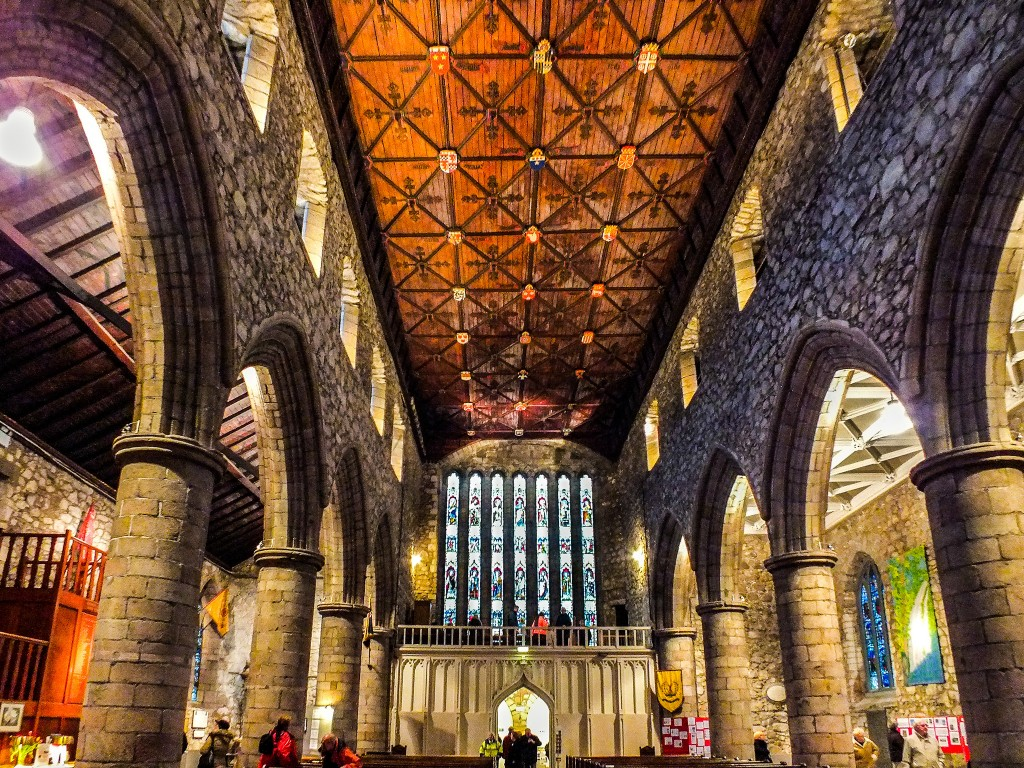 Interior of St. Machar's Cathedral | © Keith Laverack/Flickr
