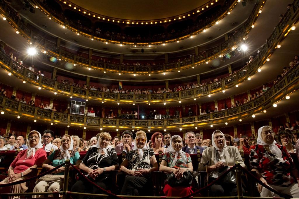 Teatro Cervantes | © Ministerio de Cultura de la Nación Argentina Follow/Flickr