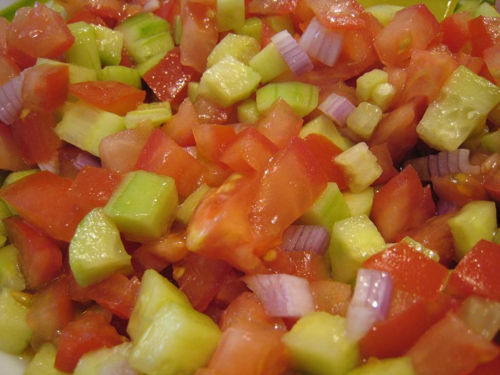 Salad shirazi | © Titanas / Flickr