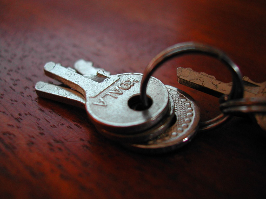 Keys | SloW/Flickr
