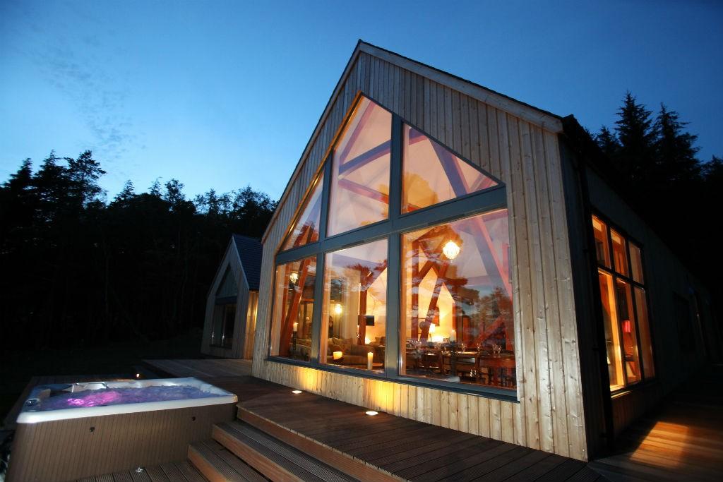 Knoydart House | Courtesy Of Knoydart House