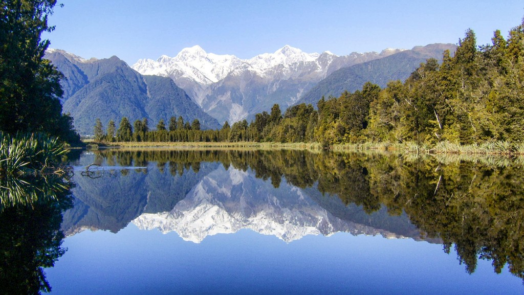 The Mirror Lakes   © Arran Bee/Flickr