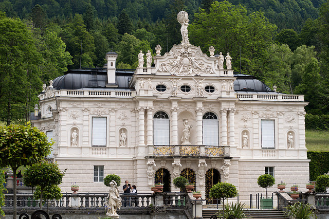Linderhof Palace, Bavaria | © Sarah L. Donovan / Flickr