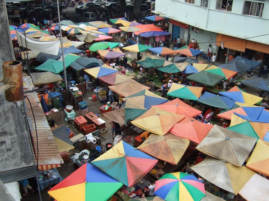 Pudu markets | (c)Yun Huang Yong / Flickr