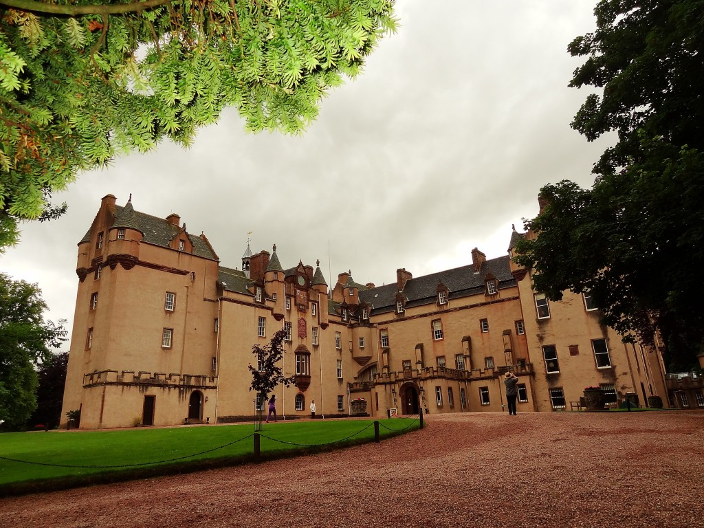 Fyvie Castle | © Iain Cameron/Flickr