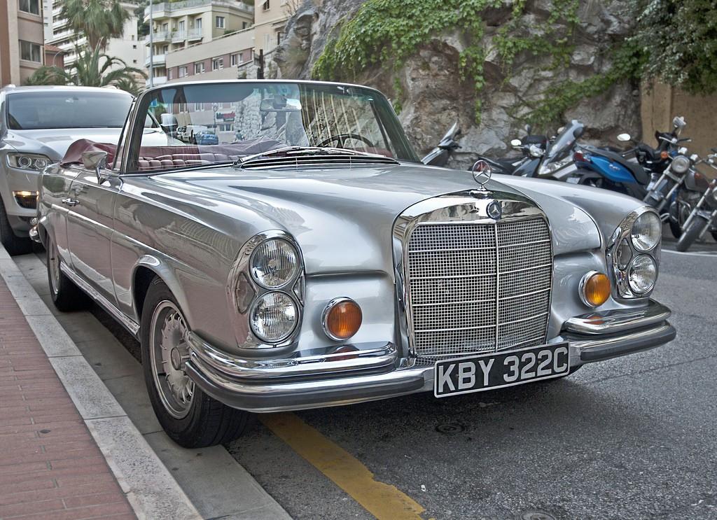 Monaco Cars |© Berit Watkin / Flickr