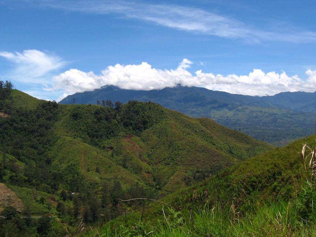 Papua New Guinea Highlands | ©David Bacon / Flickr