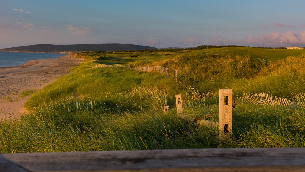 Seaside view from Cabot Links | © Christian Newton / Flickr