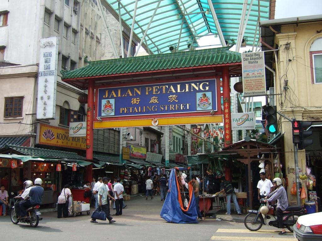 Petaling St Markets | (c)Yun Huang Yong / Flickr