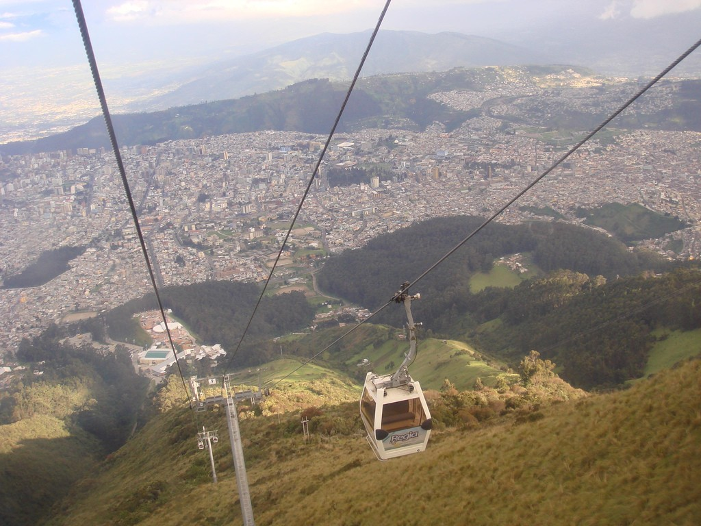 Teleferico cable car | © Gi Jadán / Flickr