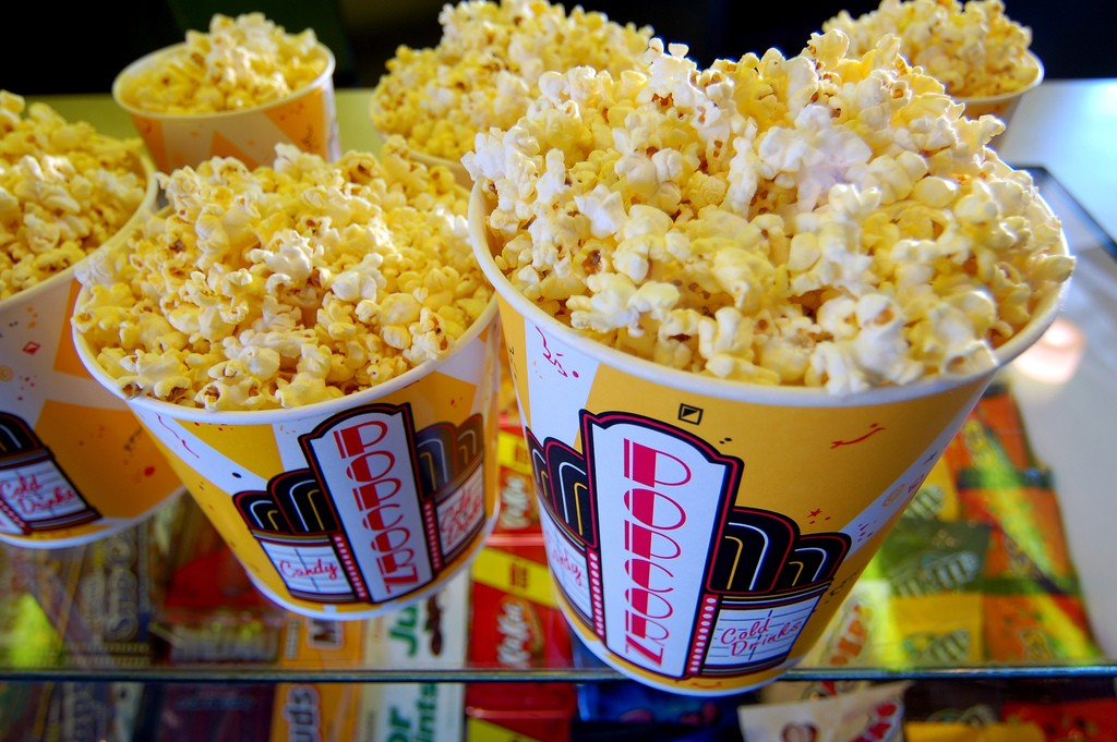 Popcorn Buckets | Dan/Flickr