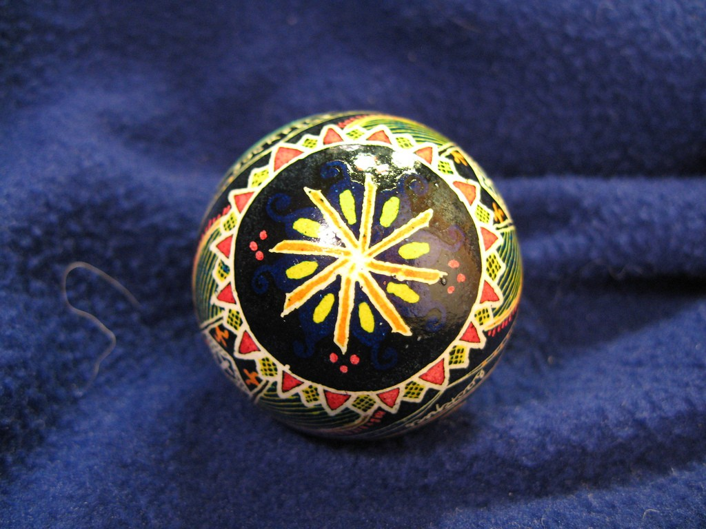 Decorated Easter egg | © Nancy Sims/Flickr