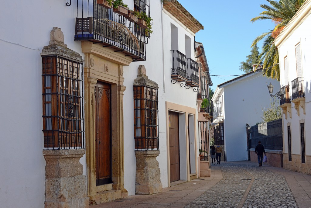 A pretty backstreet in the old Moorish quarter of Ronda; Harvey Barrison, flickr