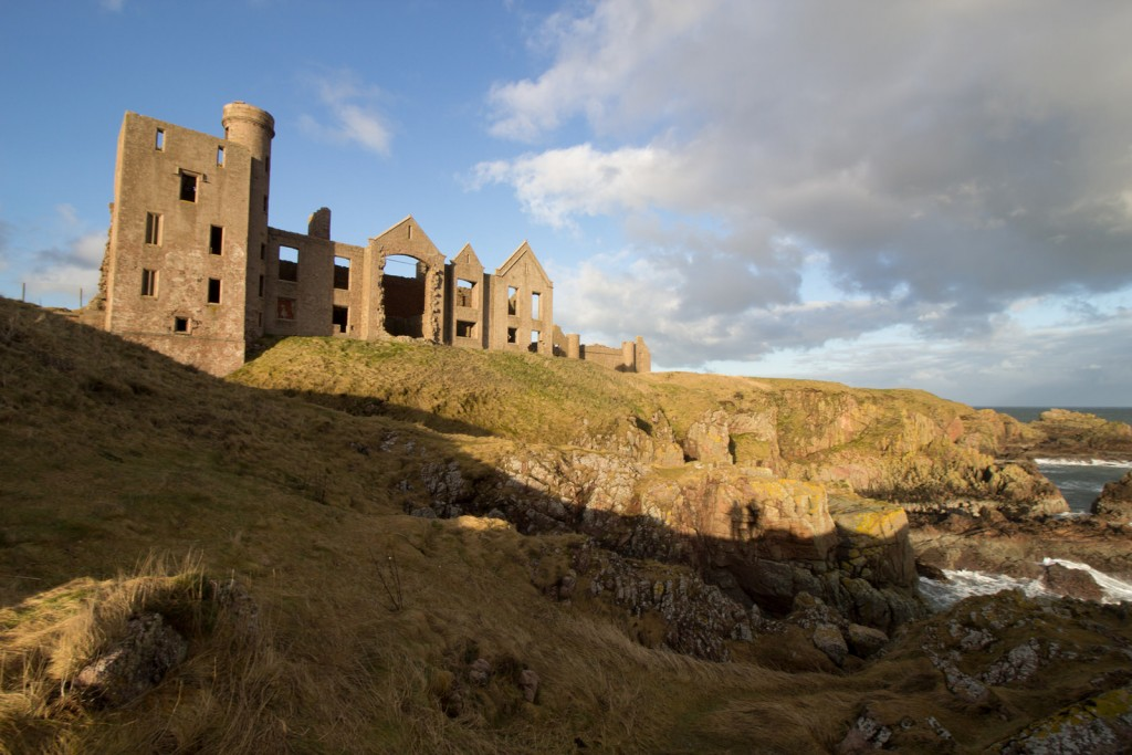 Slains Castle | © philpill/Flickr