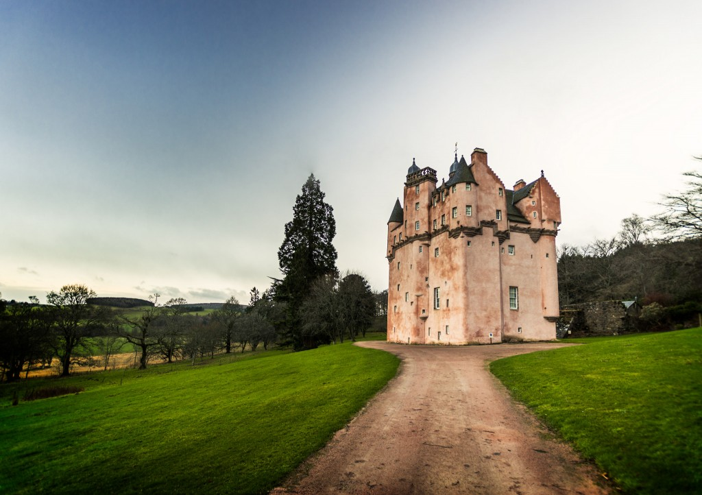 Craigievar Castle | © Neil Williamson/FLick