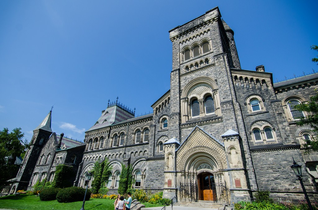 University College at University of Toronto | © Jeff Hitchcock / Flickr