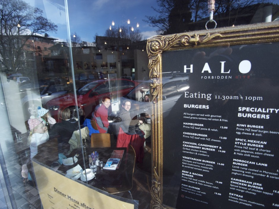 Halo cafe | © Tom Walter/Flickr