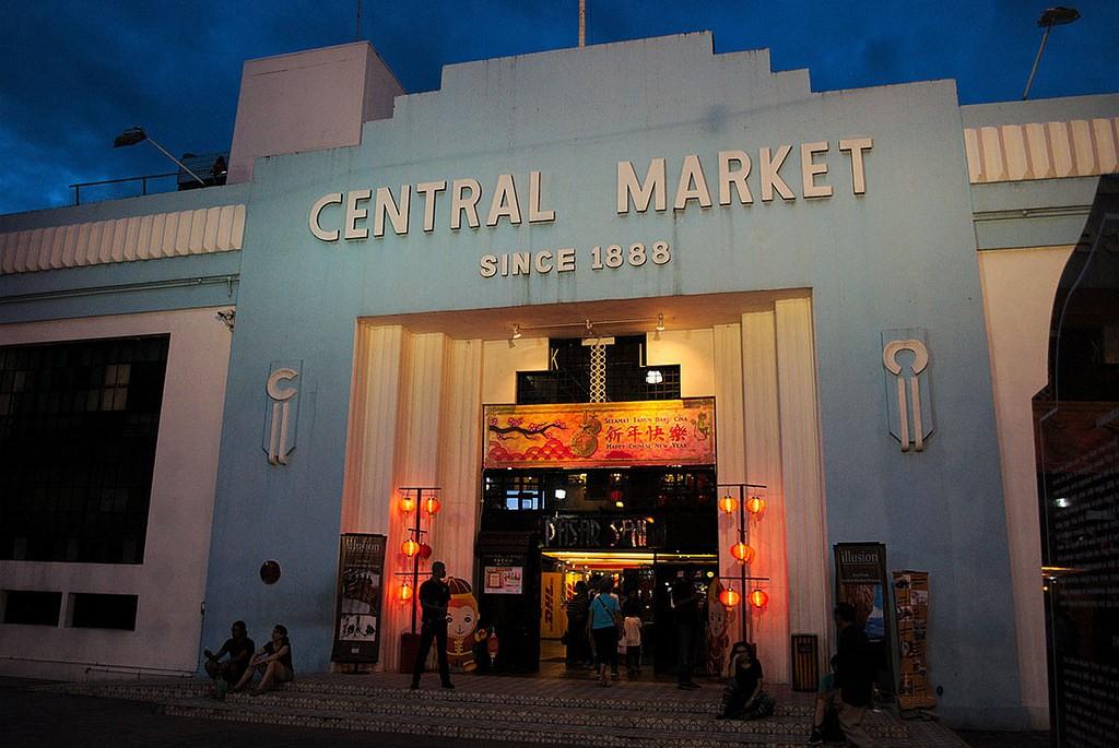 Central Market Kuala Lumpur | (c)Marcin Pieluzek / Flickr