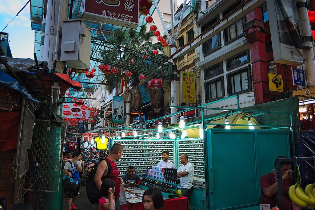 Flea Market, Petaling Street | Marcin Pieluzek / Flickr