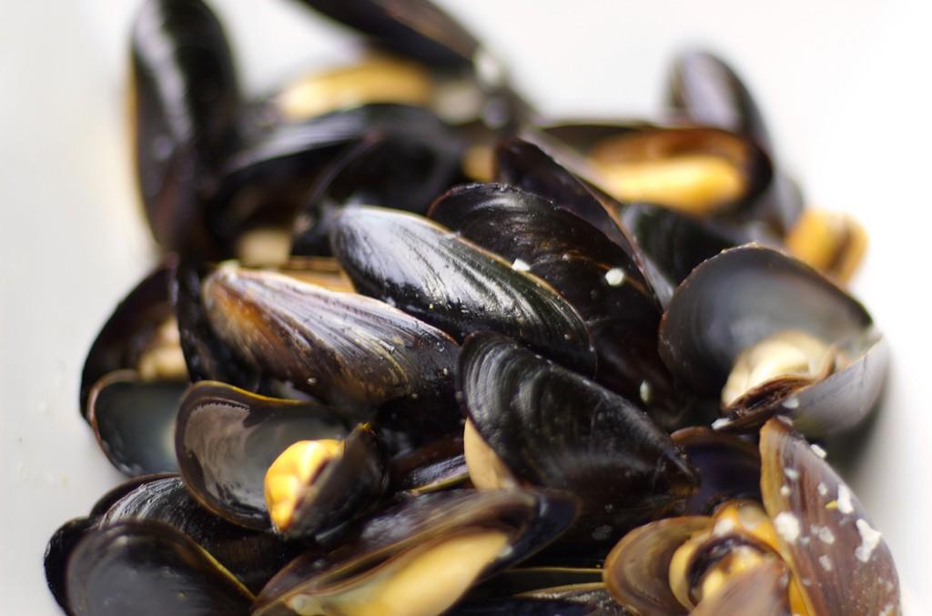Steamed Mussels | © Jeff Kubina/Flickr