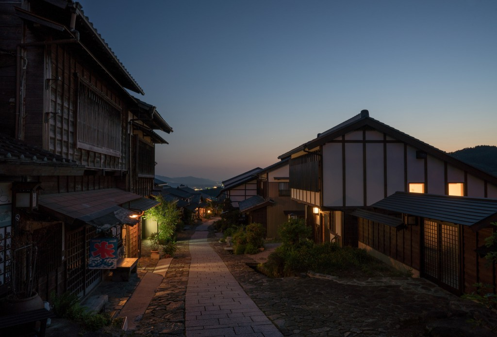 Magome Twilight | ©Big Ben in Japan / Flickr