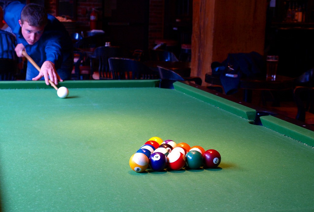 Pool Table | Patsmith photography/Flickr
