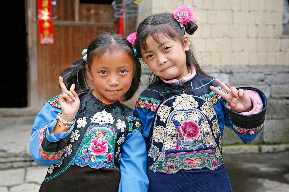 苗族女孩| © utpala /Flickr