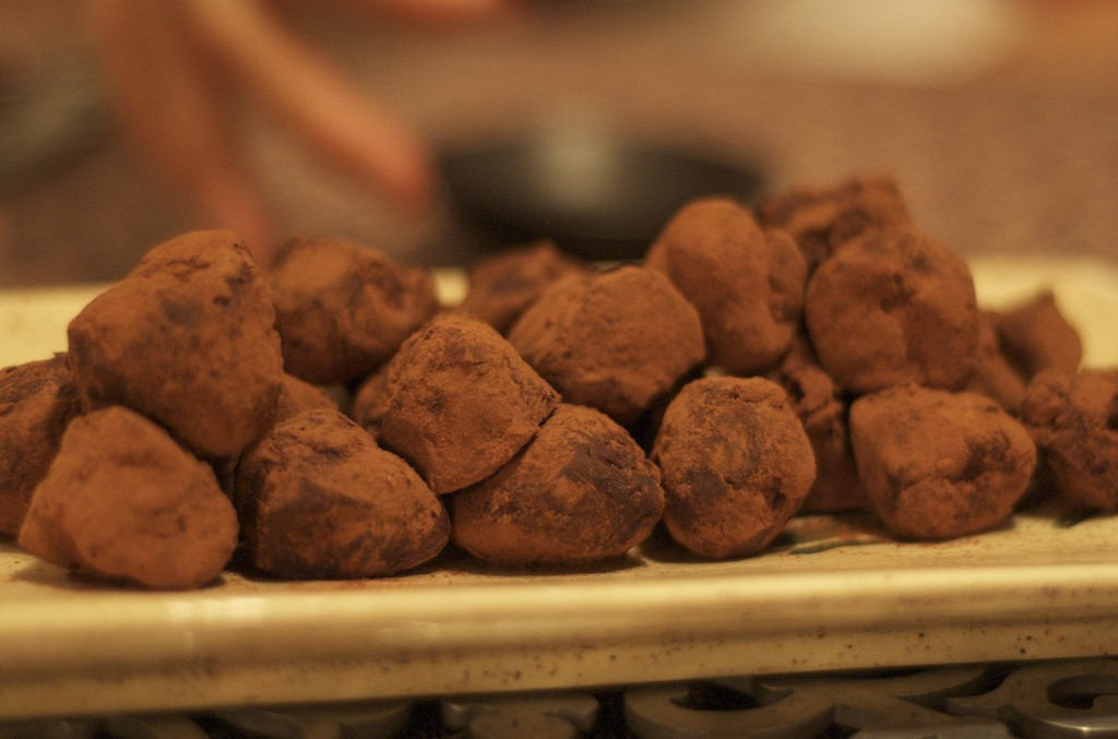 Truffles | © Tim Pierce/Flickr