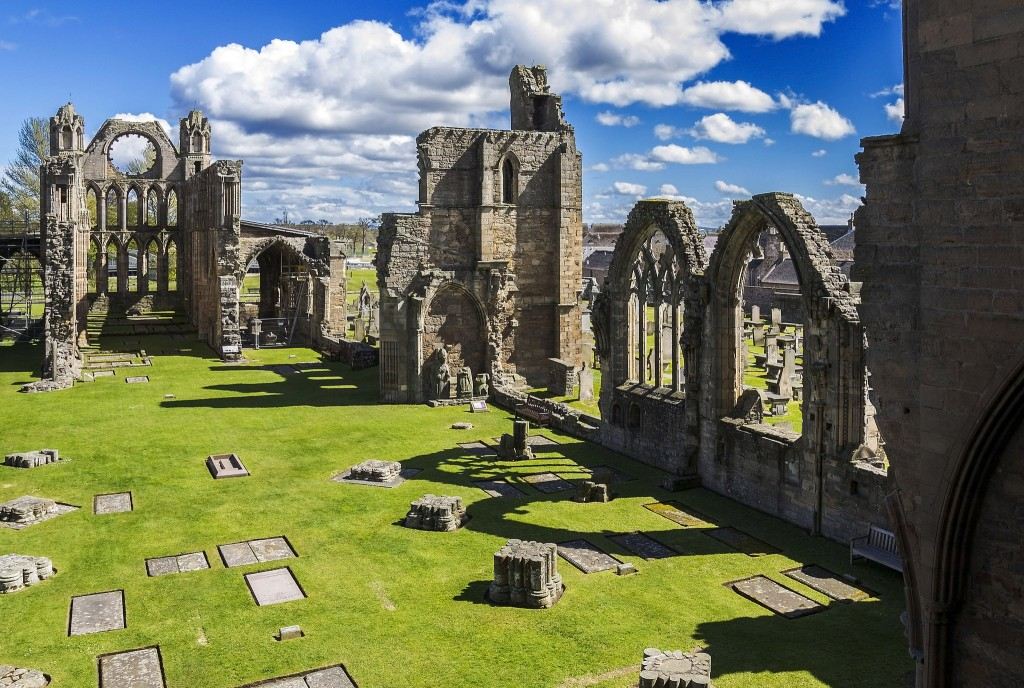 Elgin Cathedral Ruins | © Guillén Pérez/Flickr