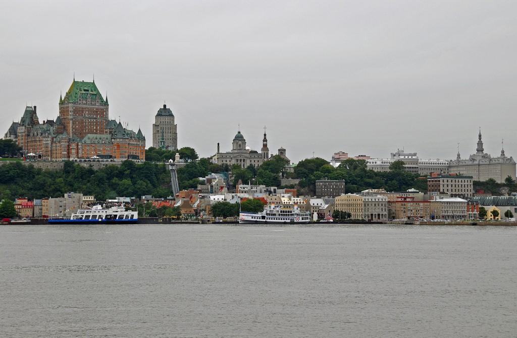 Fortified Old Quebec | © Dennis Jarvis / Flickr