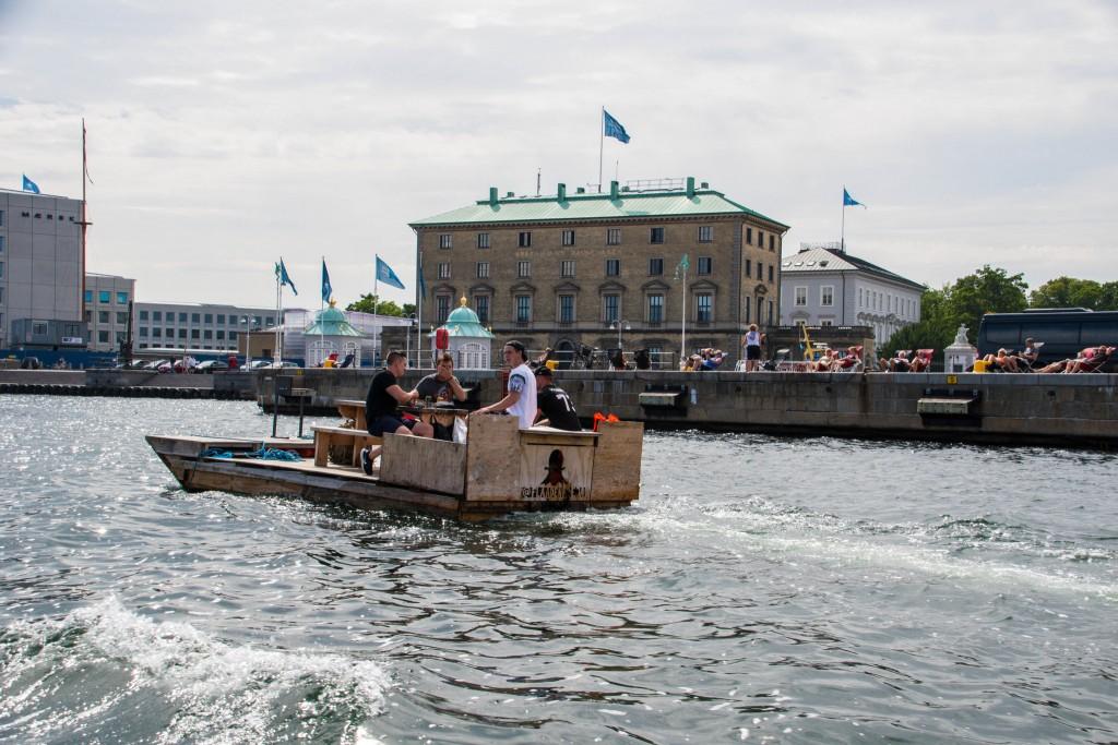 Copenhagen by sea | © Maria Eklind / Flickr