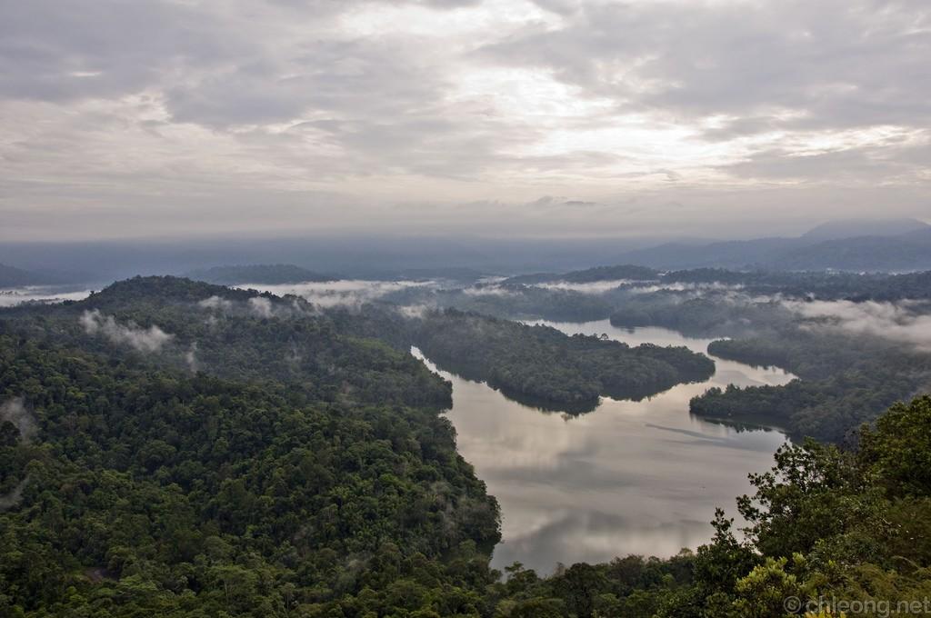 View from Bukit Tabur | © chee.hong / Flickr