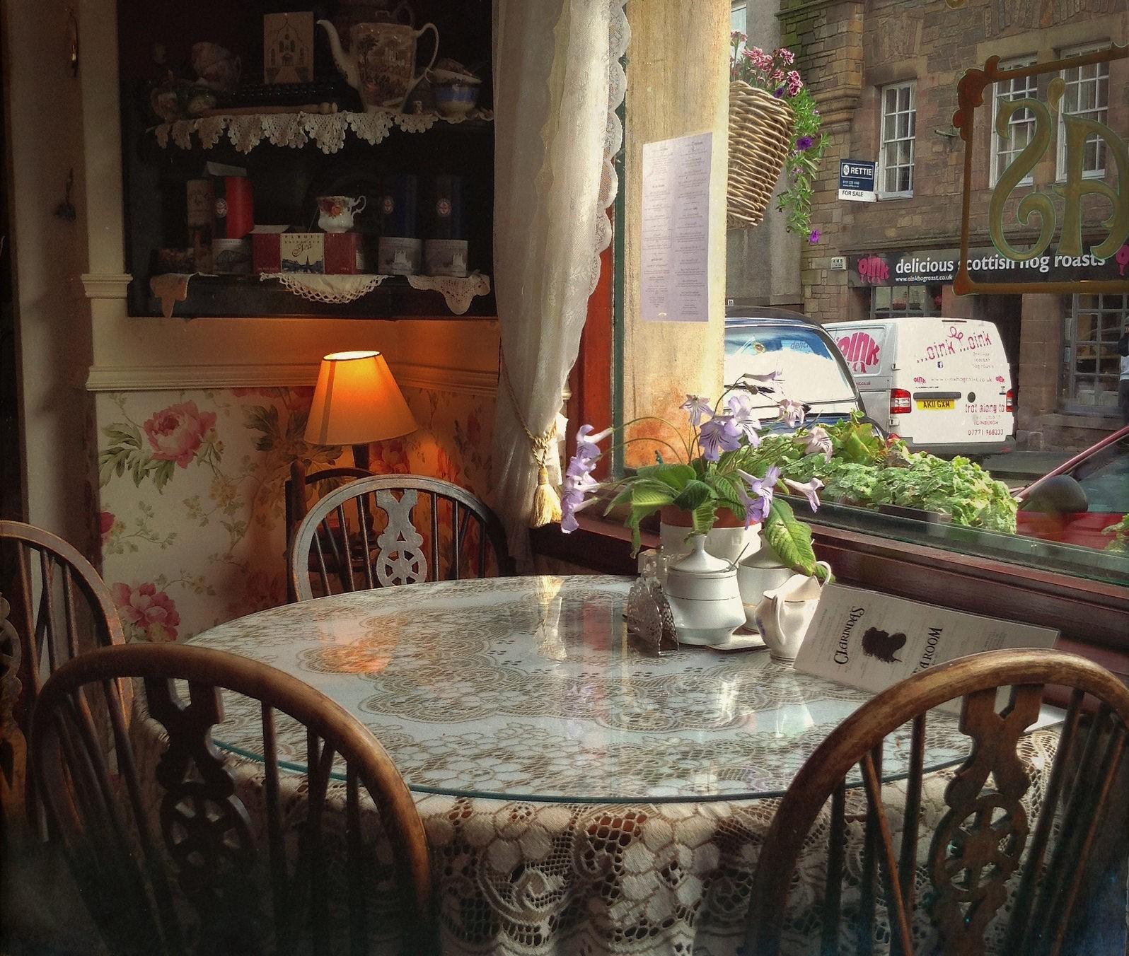 Clarinda S Tea Room Edinburgh Opening Hours
