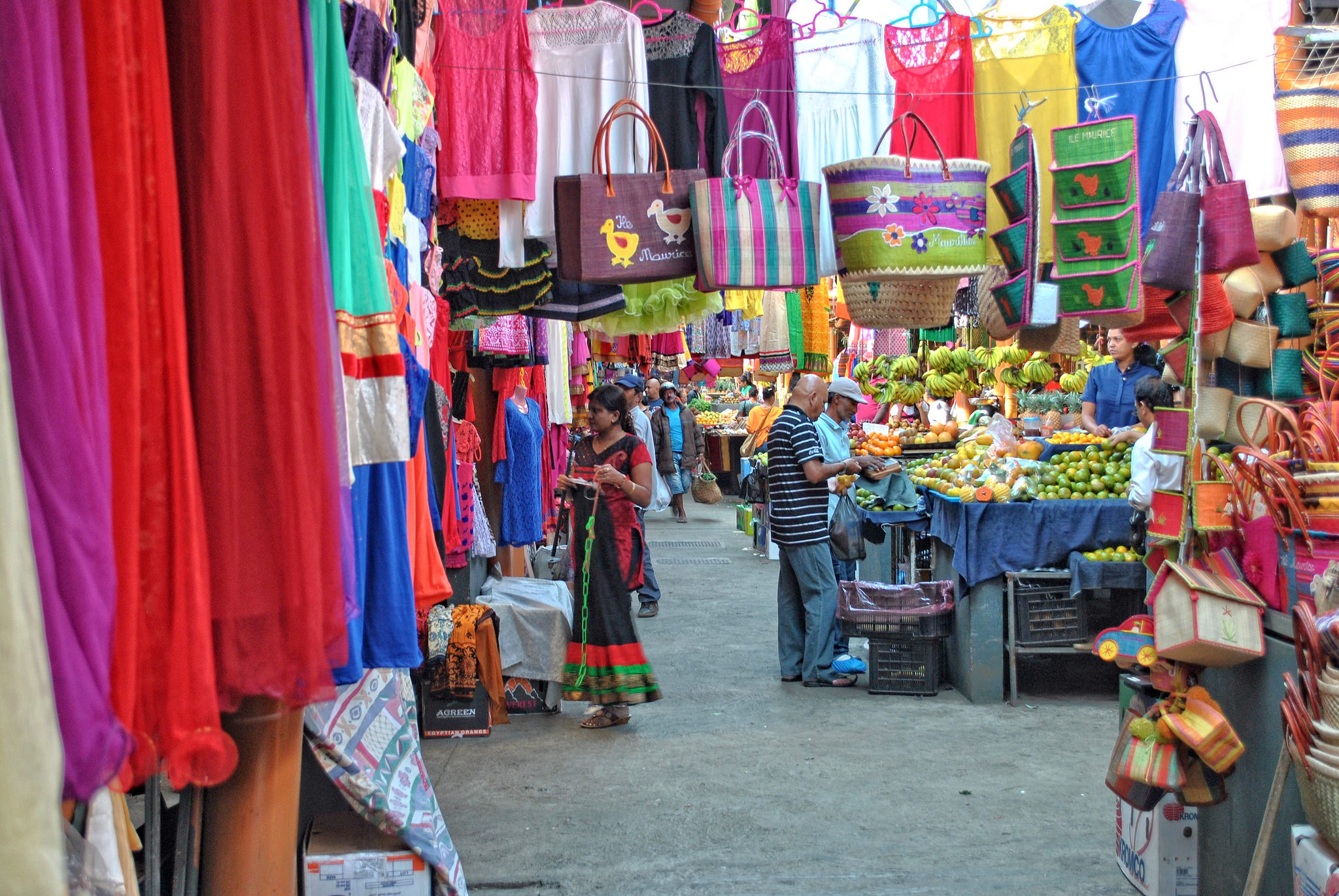 The Best Markets In Mauritius