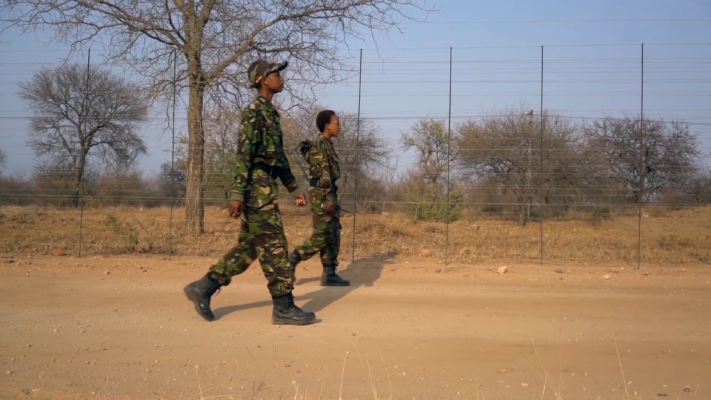 Black Mambas on patrol | © Culture Trip