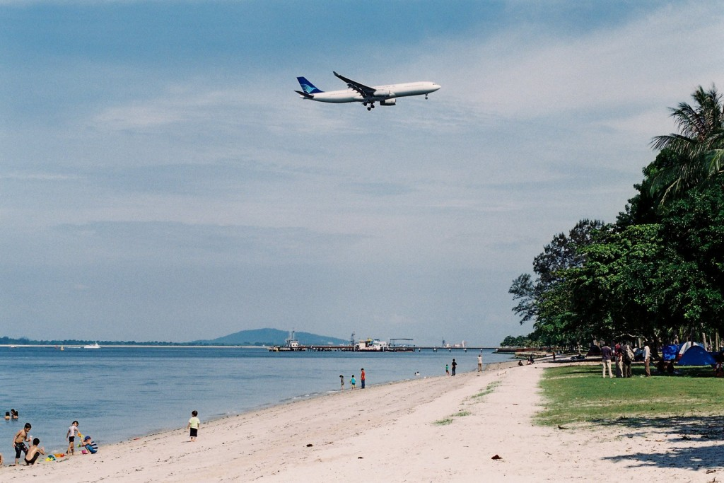 Changi Beach | © Nicolas Lannuzel/Flickr