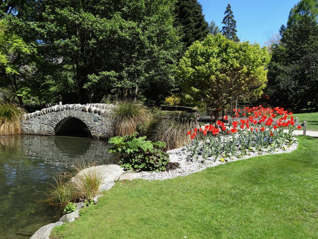 Queenstown Gardens | © denisbin/Flickr