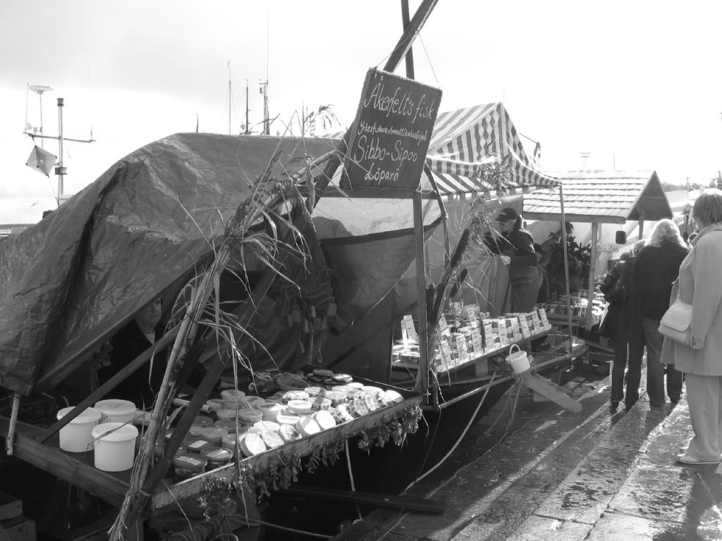 Stands at the Baltic Herring Festival/ Valentia Buj/ Flickr