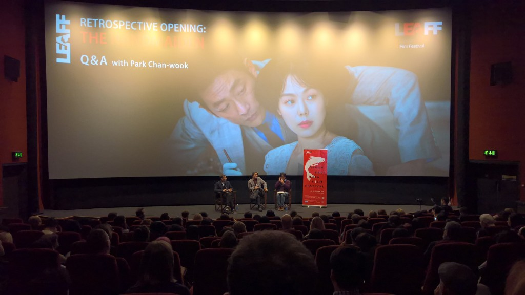 """Park Chan-wook discusses """"The Handmaiden"""" at the London East Asian Film Festival 