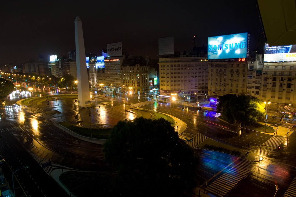 Avenida 9 de Julio | © Mike D/Flickr