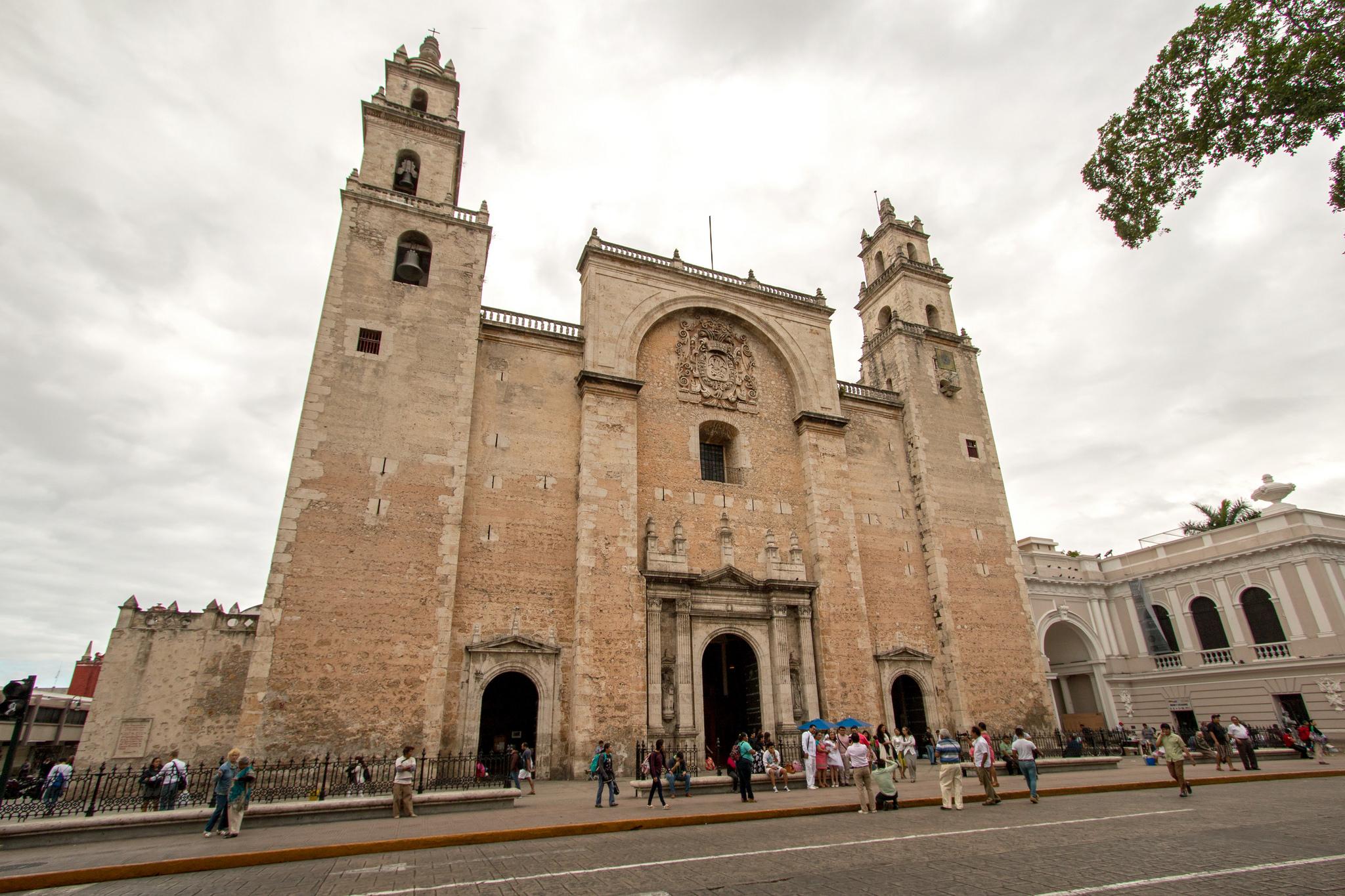 Mérida Cathedral   © Andrea Schaffer/Flickr