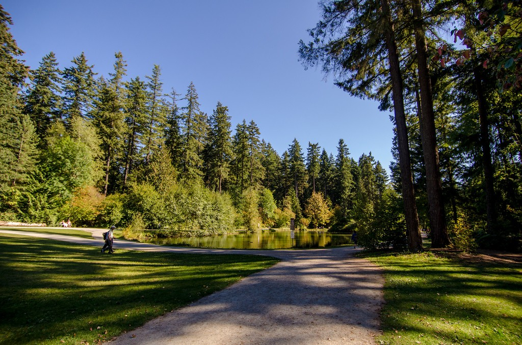Burnaby's Central Park | © Jeff Hitchcock / Flickr