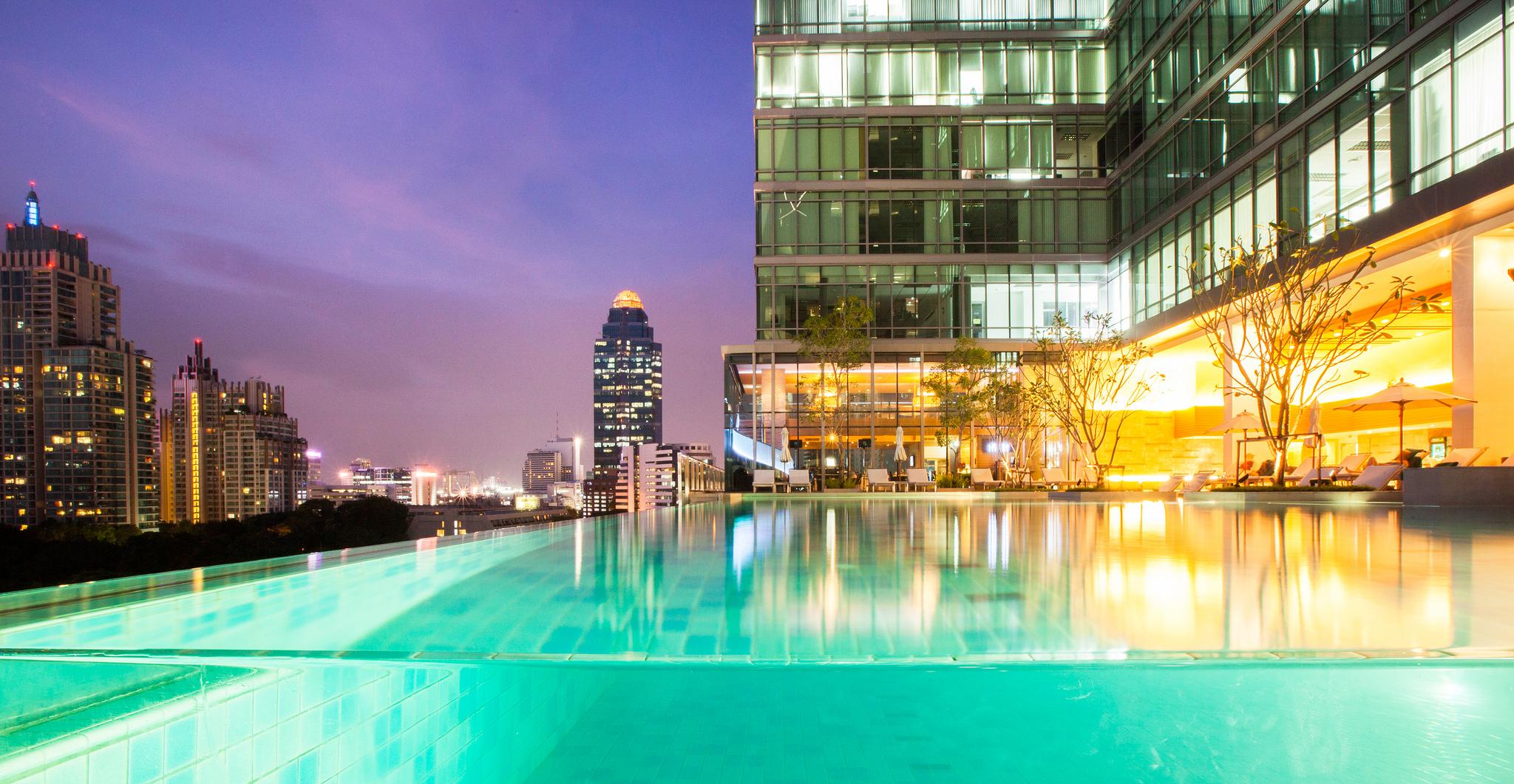 The 9 best hotel swimming pools in bangkok - Hotel bangkok piscina ...