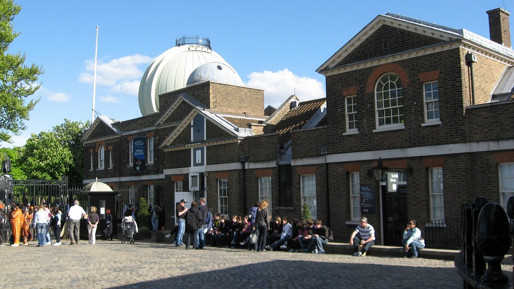 Royal Observatory Greenwich | © Andrea Vail